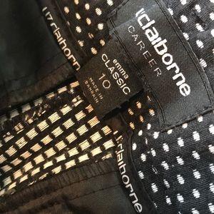 Claiborne Pants - Crop trouse pants